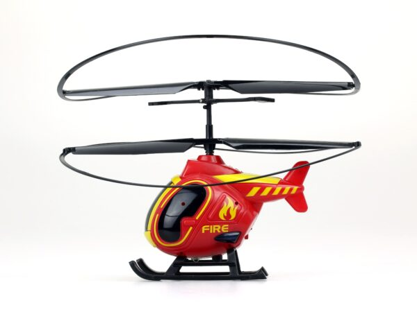 Took My First RC helikopter