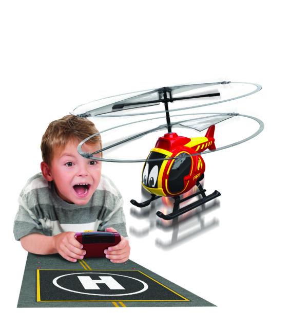Took My First RC helikopter för barn